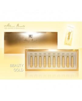 BEAUTY GOLD, SERUN TENSOR ILUMINADOR- ALISSI BRONTE
