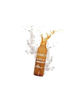 HIDROXY-38 Peeling Renovador. 10 unids x 2 ml.
