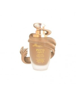 PHYTO NIGHT 3 Maquillaje Iluminador 30 ml + Pincel