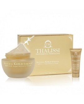 NATURAL GOLD ESSENCE Saffron + Argan 50 ml + Regalo Tamaño Viaje 20 ml