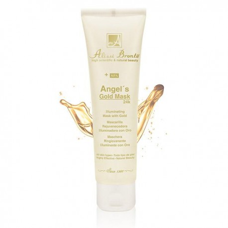 ANGEL'S GOLD MASK MASCARILLA REJUVENECEDORA ILUMINADORA