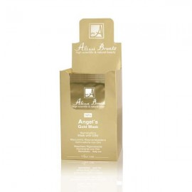 ANGELS GOLD MASK Mascarilla Rejuve. Iluminadora 20 Monodosis x 5 ml