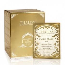 GOLD MASK 24K Mascara oro fino 3 unids X 30 G