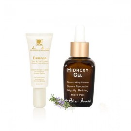 Hidroxy Gel Serum Renovador 30 Ml + Essence 15 Ml