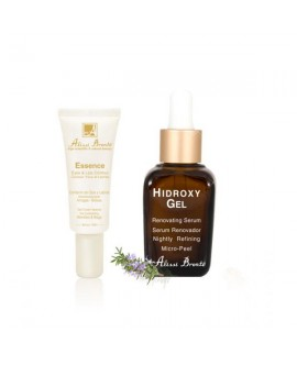 KIT HIDROXY GEL Serum Renovador 30 ml.+ DIAMOND CELL CREAM 20 ml