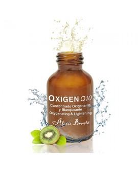 OXIGEN Q10 Tratamiento Oxigenante y Blanqueante. 8 unids x 5 ml.