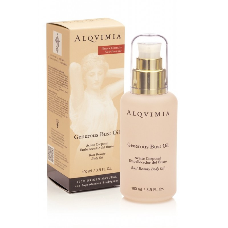 Embellecedor del busto 100ml alqvimia oferta for Embellecedor